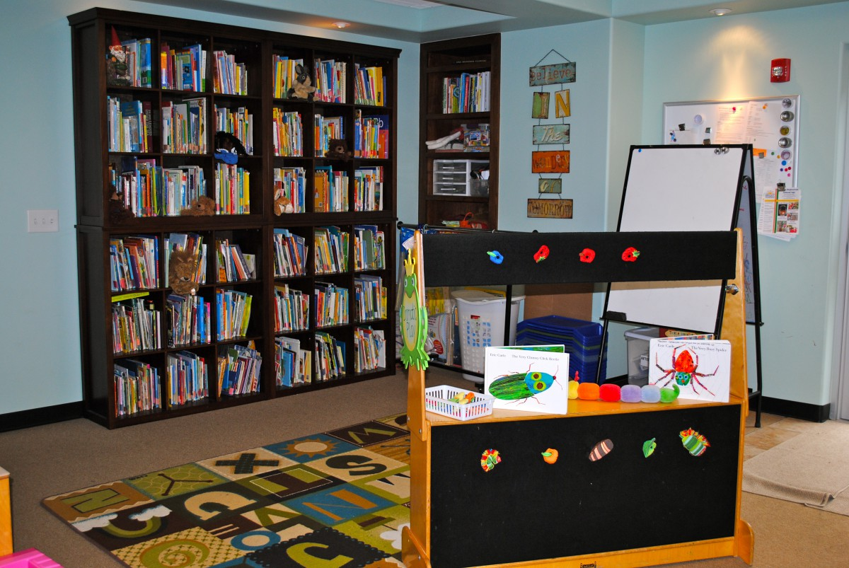 Preschool and Pre-K Library